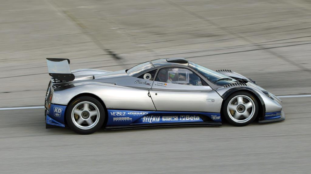 2003 Pagani Zonda GR