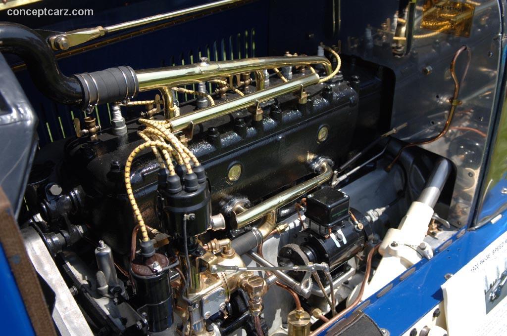 1920 Paige 6-66 Daytona
