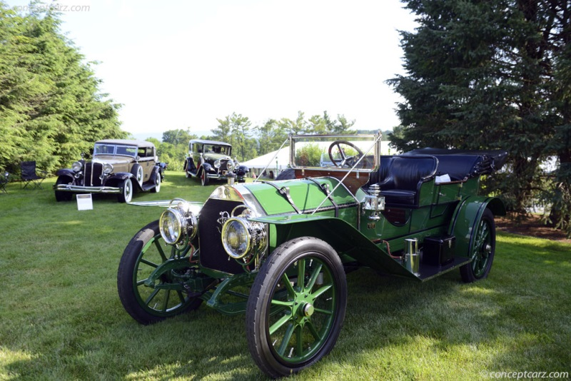 1910 Palmer-Singer 6-60
