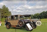 1918 Panhard Sedan image.