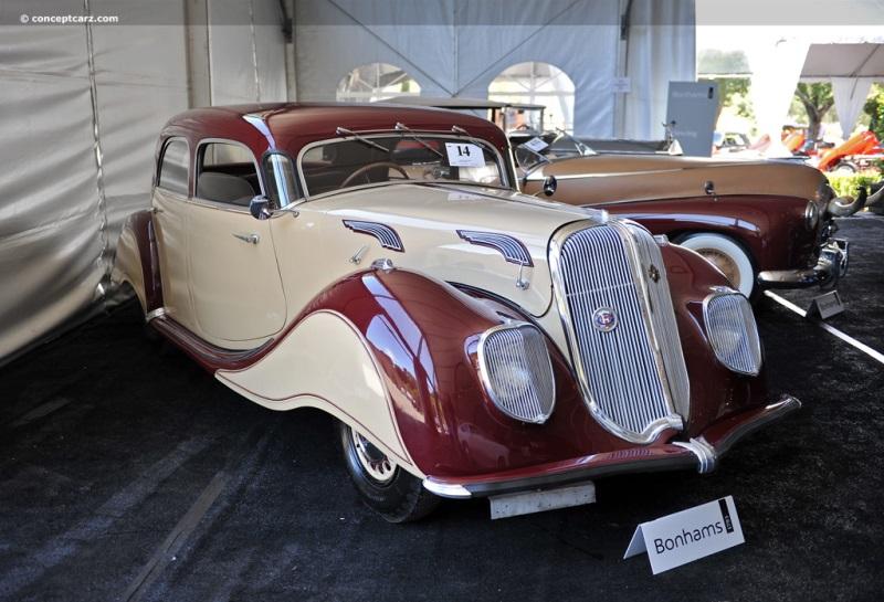 1937 Panhard Dynamic X76