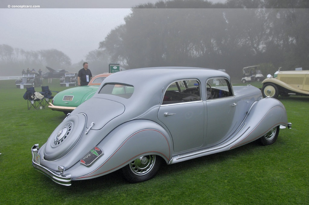 1938 Panhard Dynamic Pictures History Value Research News Conceptcarz Com