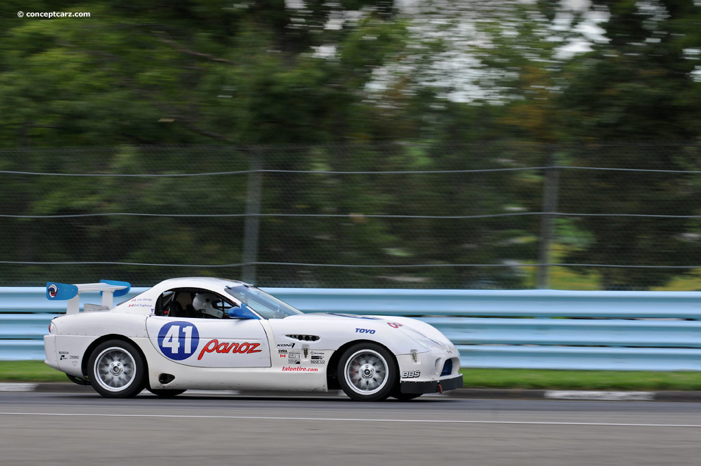 Auction Results And Sales Data For 2006 Panoz Esperante Gt