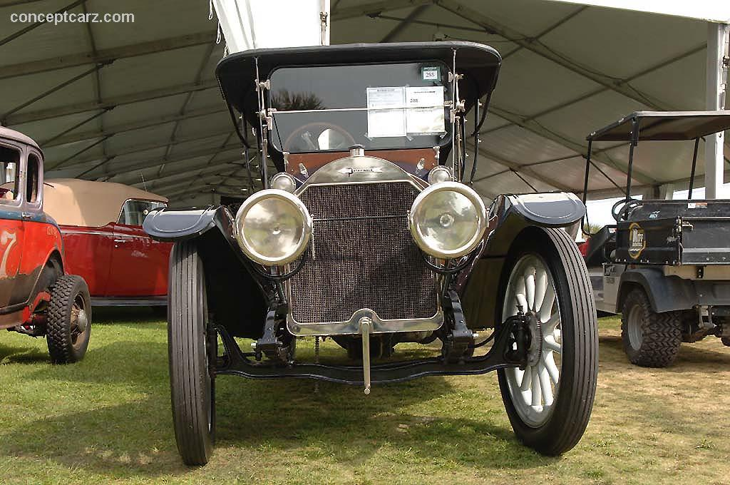 1913 Pathfinder Model 40 Pictures, History, Value, Research, News ...
