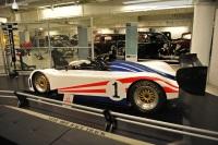 Patriot  Gas-Electric Hybrid Racer