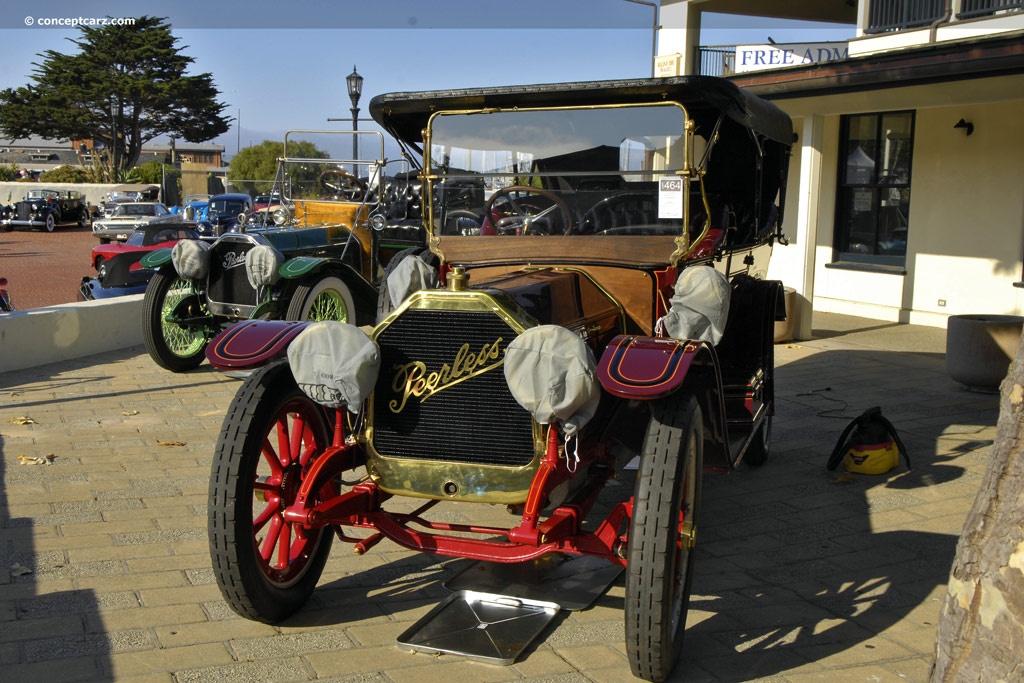 1912 Peerless Model 36