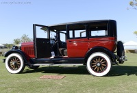 1927 Peerless Model 6-90.  Chassis number 8900603