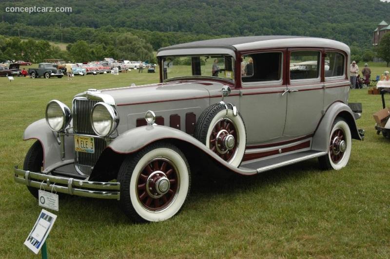 1930 Peerless Custom Eight