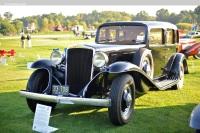 1932 Peerless V-16 Prototype
