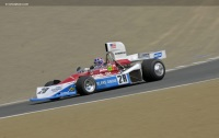 1975 Penske PC3.  Chassis number 001