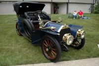 1907 Peugeot Victoria Top Phaeton image.