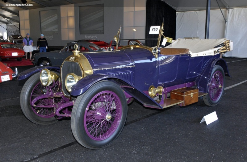 1914 Peugeot 145S