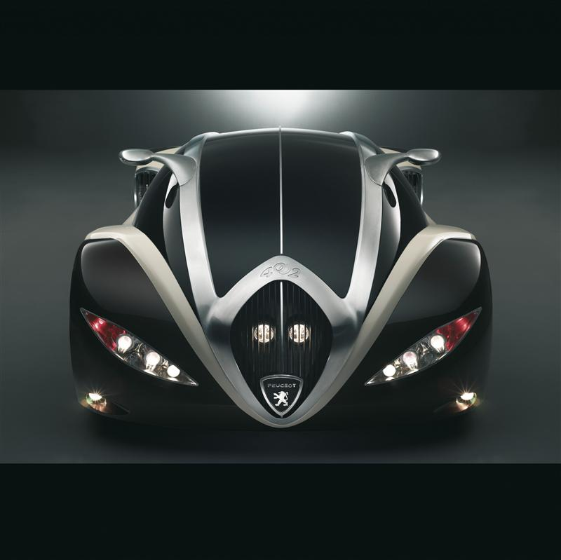 2003 Peugeot 4002 Concept Image Photo 6 Of 20