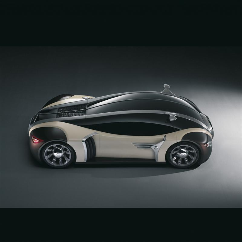 2003 Peugeot 4002 Concept Image Photo 4 Of 20