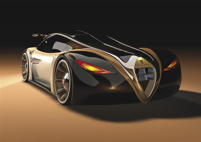 2003 peugeot 4002 concept image. photo 2 of 20