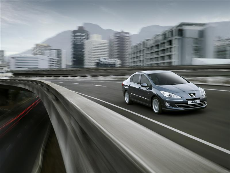 2011 Peugeot 408