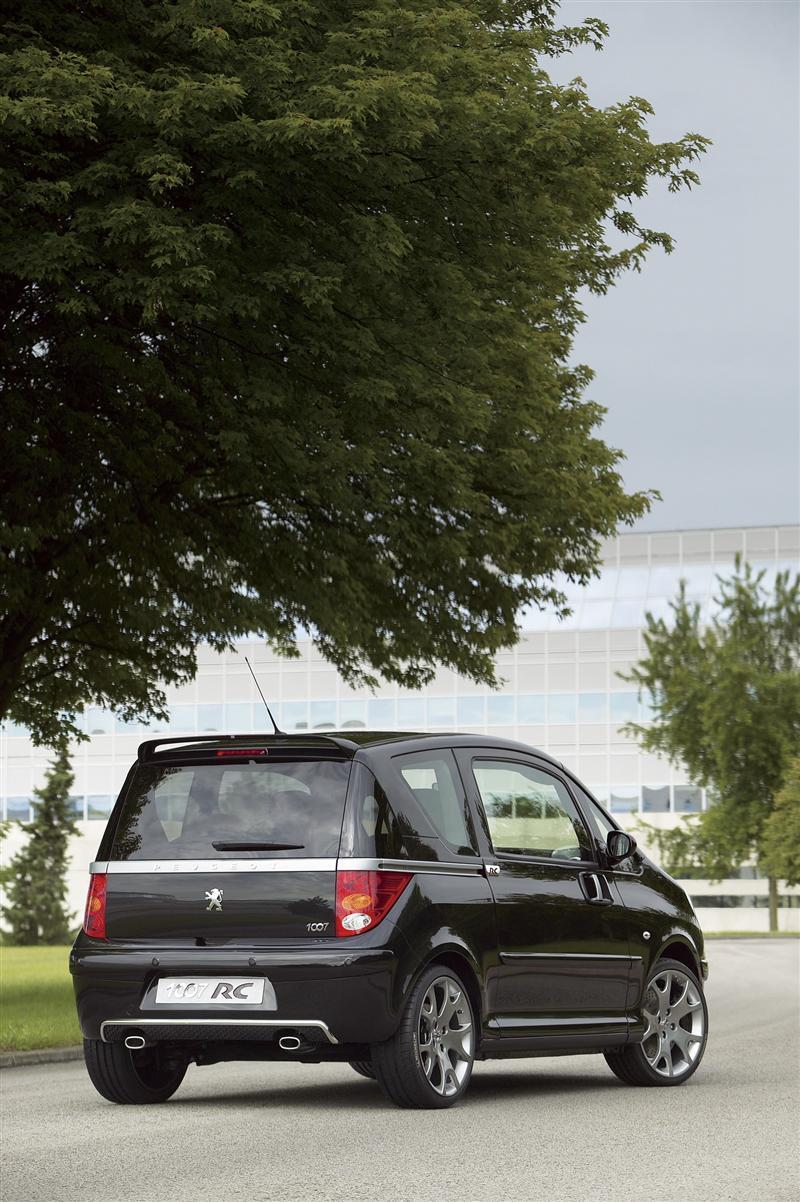 2005 Peugeot 1007 Rc Concept Image Https Www
