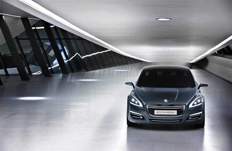 2010 Peugeot 5 By Peugeot Concept Image Photo 17 Of 17