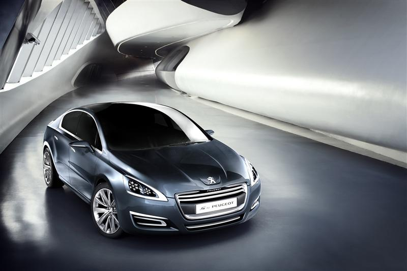 2010 Peugeot 5 By Peugeot Concept Image Photo 1 Of 17