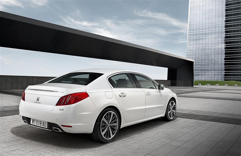 2011 Peugeot 508 Image Photo 35 Of 37