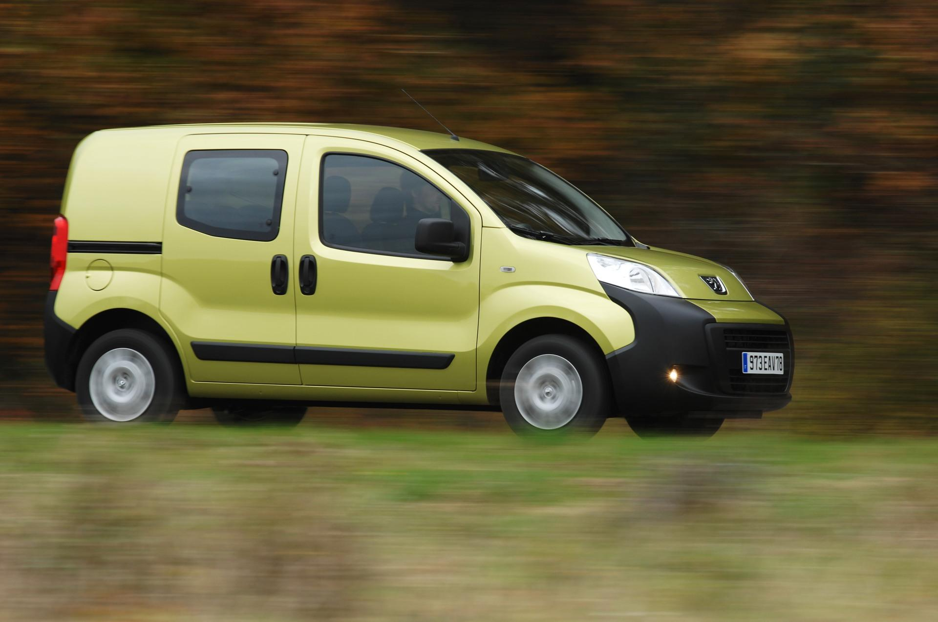 2011 Peugeot Bipper Tepee News and Information