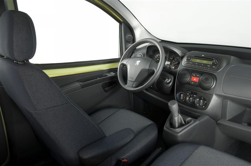 2011 Peugeot Bipper Tepee