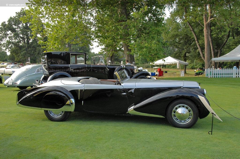 1937 Peugeot 402 Darl Mat Pourtout Image