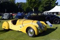 1937 Peugeot 402 Darl Mat