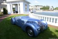 1938 Peugeot 402 Darlmat Pourtout