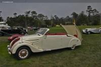 1938 Peugeot 402BL Eclipse Decapotable
