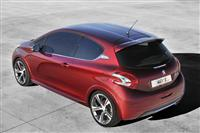 2012 Peugeot 208 GTi Concept