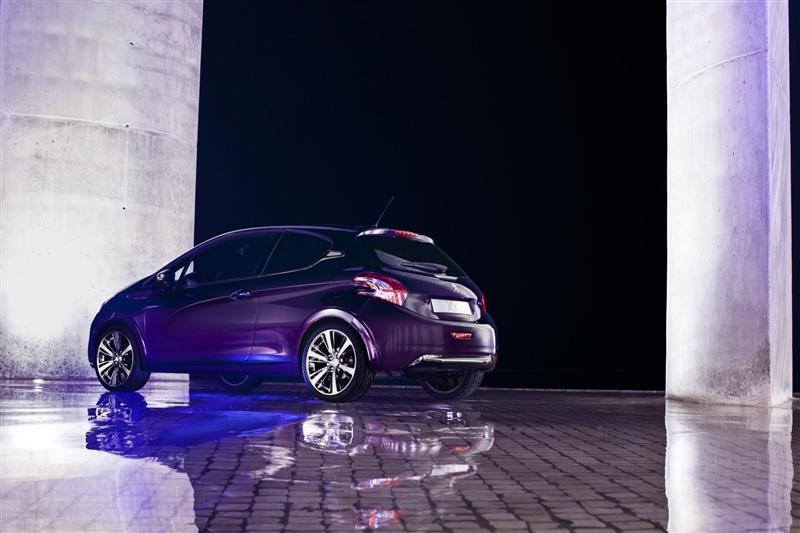 2012 Peugeot 208 Xy Concept Image Photo 8 Of 17