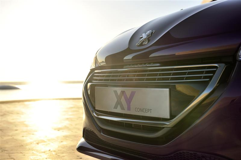 2012 Peugeot 208 Xy Concept Image Photo 10 Of 17