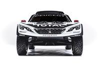 Popular 2016 Peugeot 3008 DKR Wallpaper