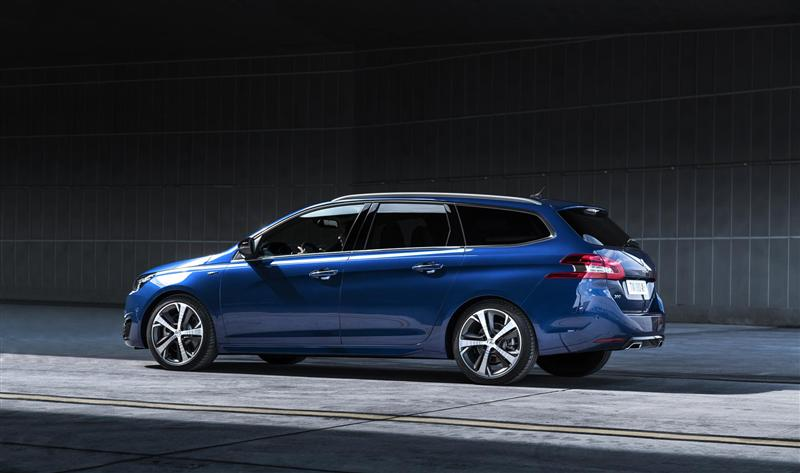 2015 Peugeot 308 Sw Gt Image Photo 20 Of 25