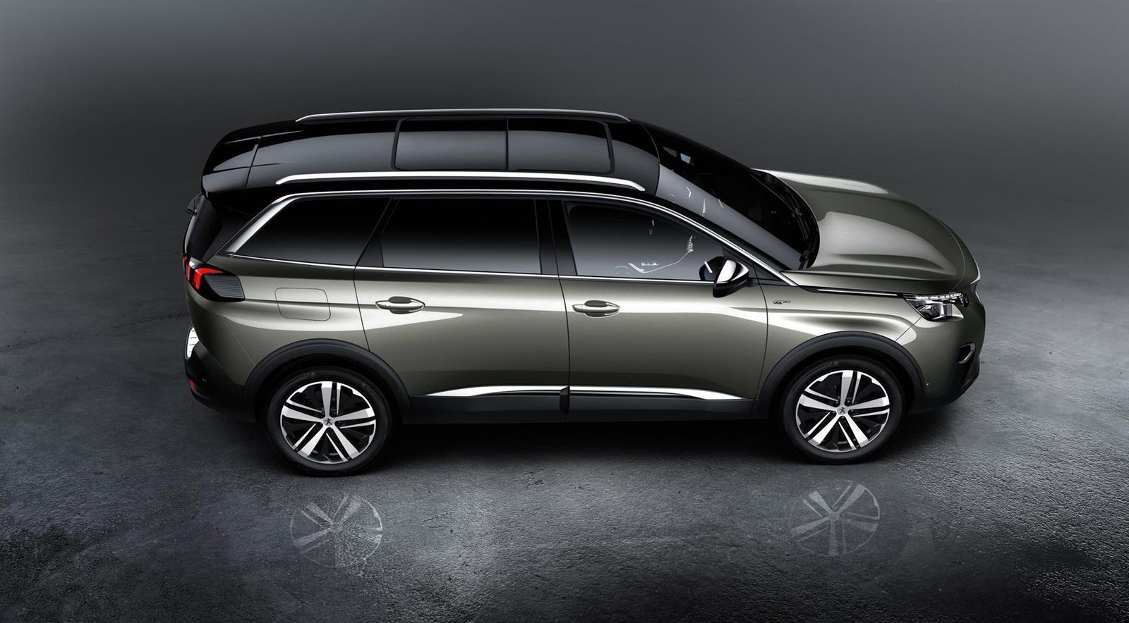2016 Peugeot 5008 Image. https://www.conceptcarz.com ...
