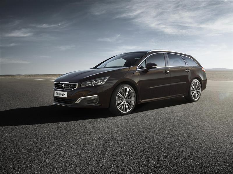 2015 Peugeot 508 Sw Image Photo 51 Of 51