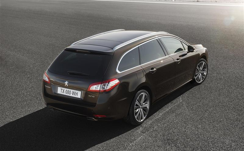 2015 Peugeot 508 Sw Image Photo 33 Of 51