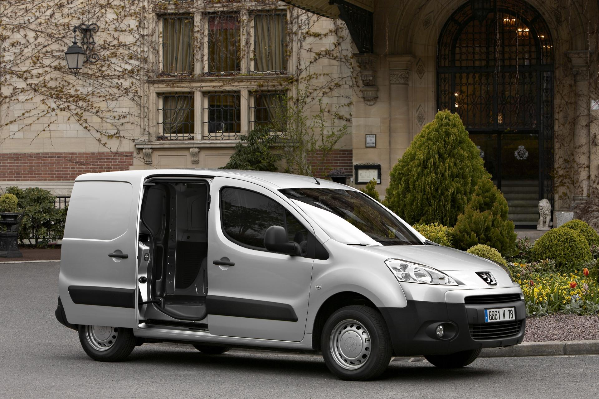2009 Peugeot Partner Tepee News And Information