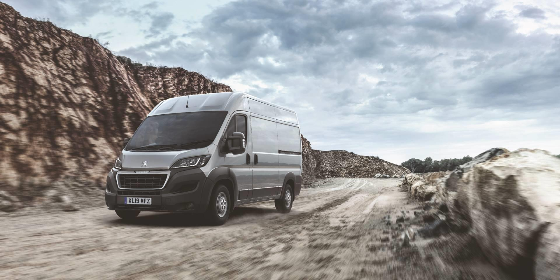 2019 Peugeot Boxer pictures and wallpaper