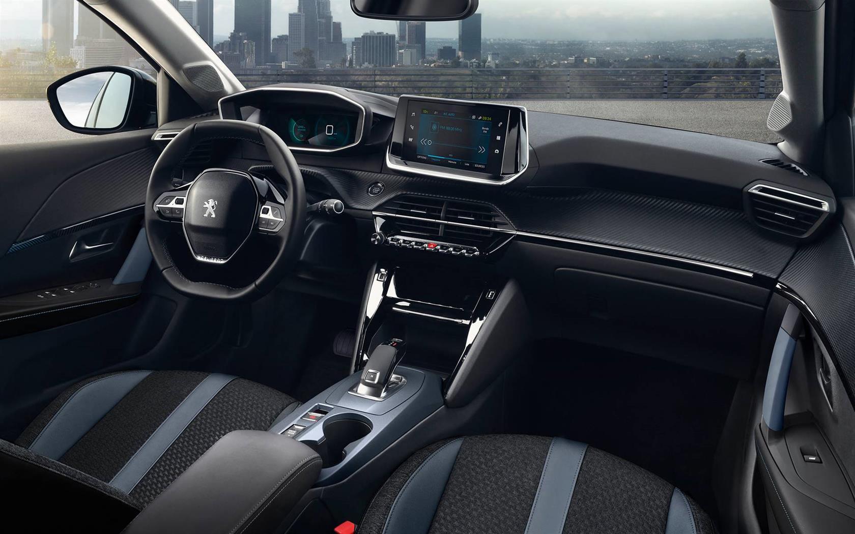 2019 Peugeot e-2008