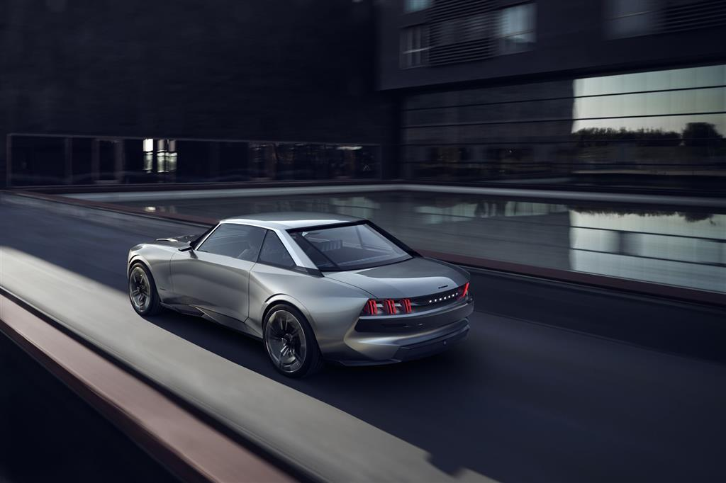 2018 Peugeot E Legend Concept News And Information Research And