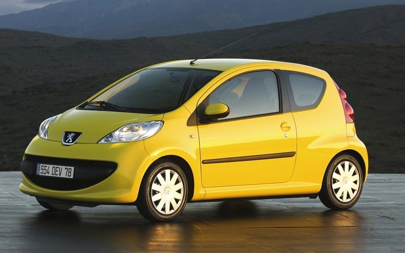 J And S Auto Sales >> 2006 Peugeot 107   conceptcarz.com