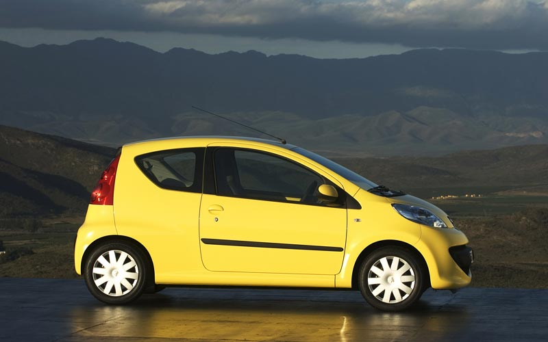 2006 Peugeot 107 Image. Photo 1 of 4