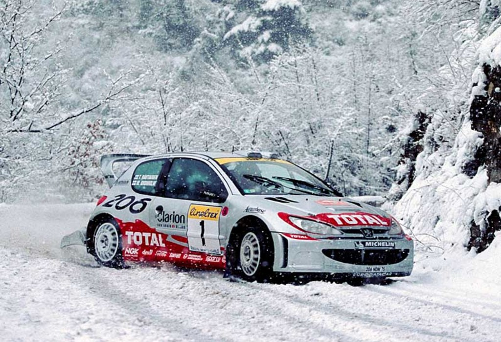 2001 peugeot 206 wrc image httpswwwconceptcarzcom