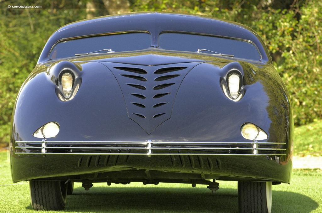 1938 Phantom Corsair History, Pictures, Sales Value, Research and News