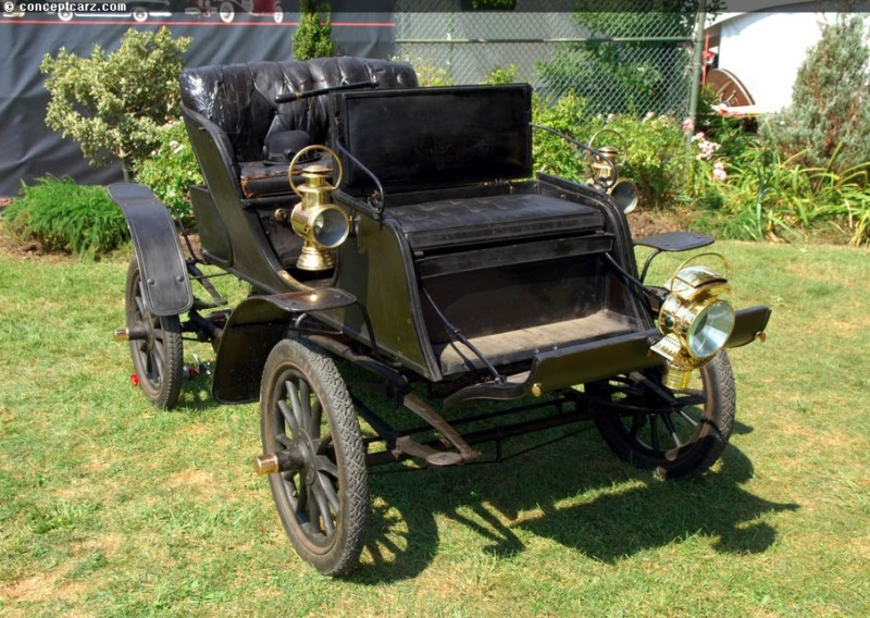 1903 Pierce-Arrow Motorette