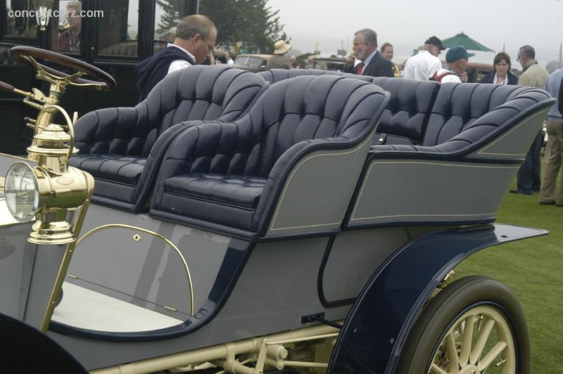 1903 Pierce Arrow 15HP