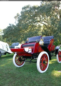 1904 Pierce Arrow Stanhope image.