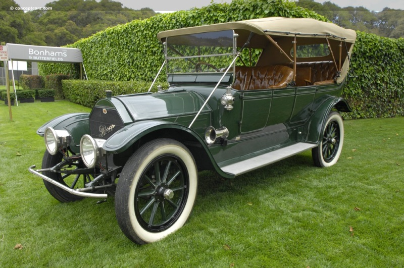1913 Pierce-Arrow Model 48B